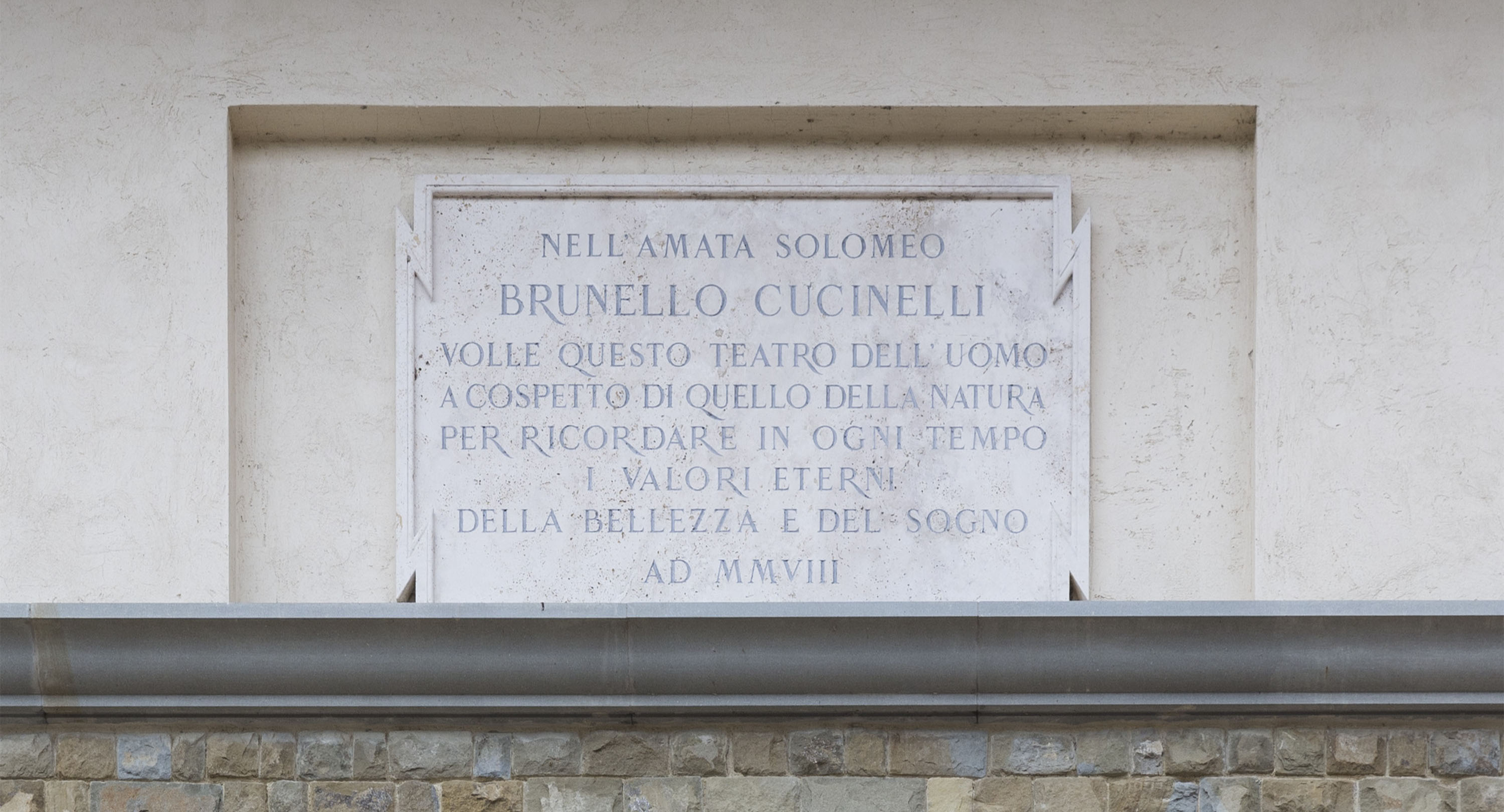 The Cucinelli Theater