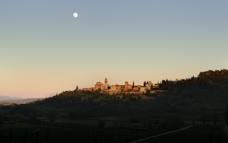 Vista di Solomeo