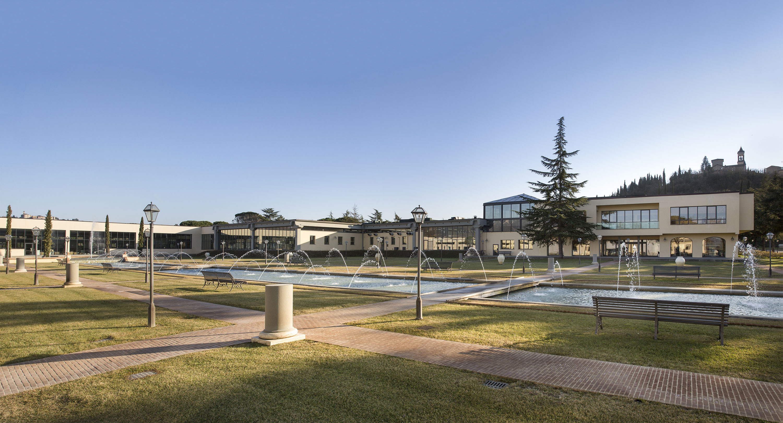 Brunello Cucinelli Headquarters in Solomeo