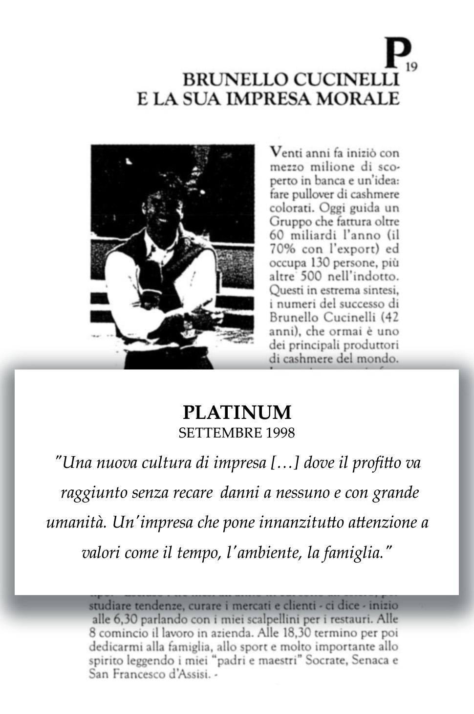 1998 Platinum