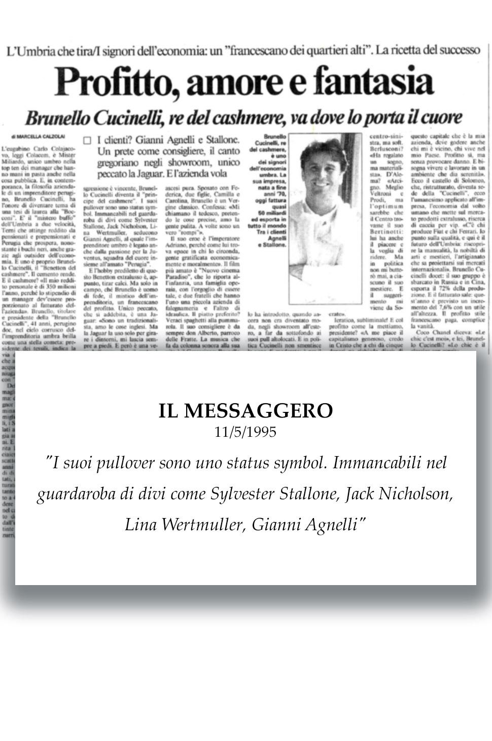 1995 Il Messaggero