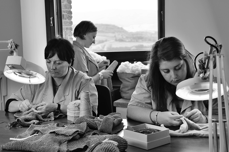 Workshops in Solomeo