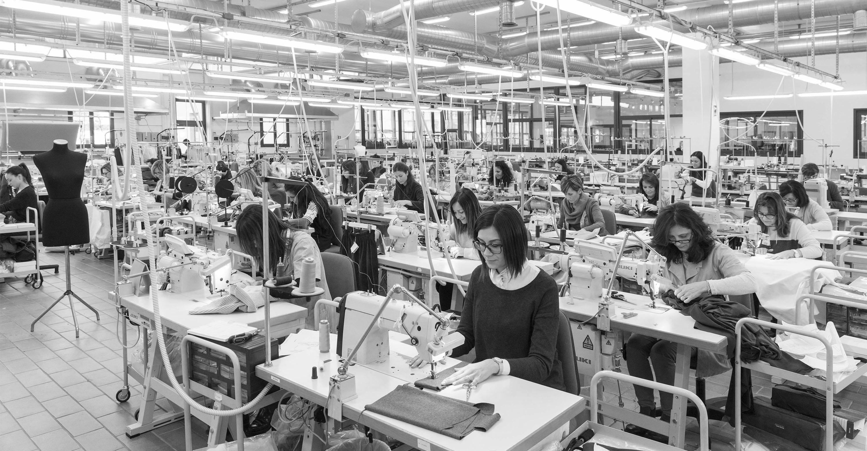 Brunello Cucinelli, la fabbrica di Solomeo