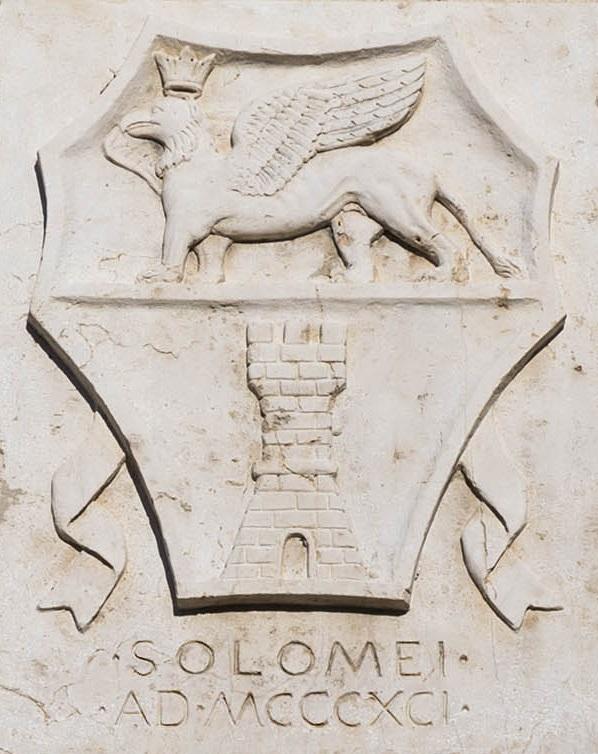 Solomeo Stemma