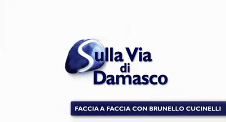 "2020 - Interview ""Face to face with Brunello Cucinelli: a different way to do business"""