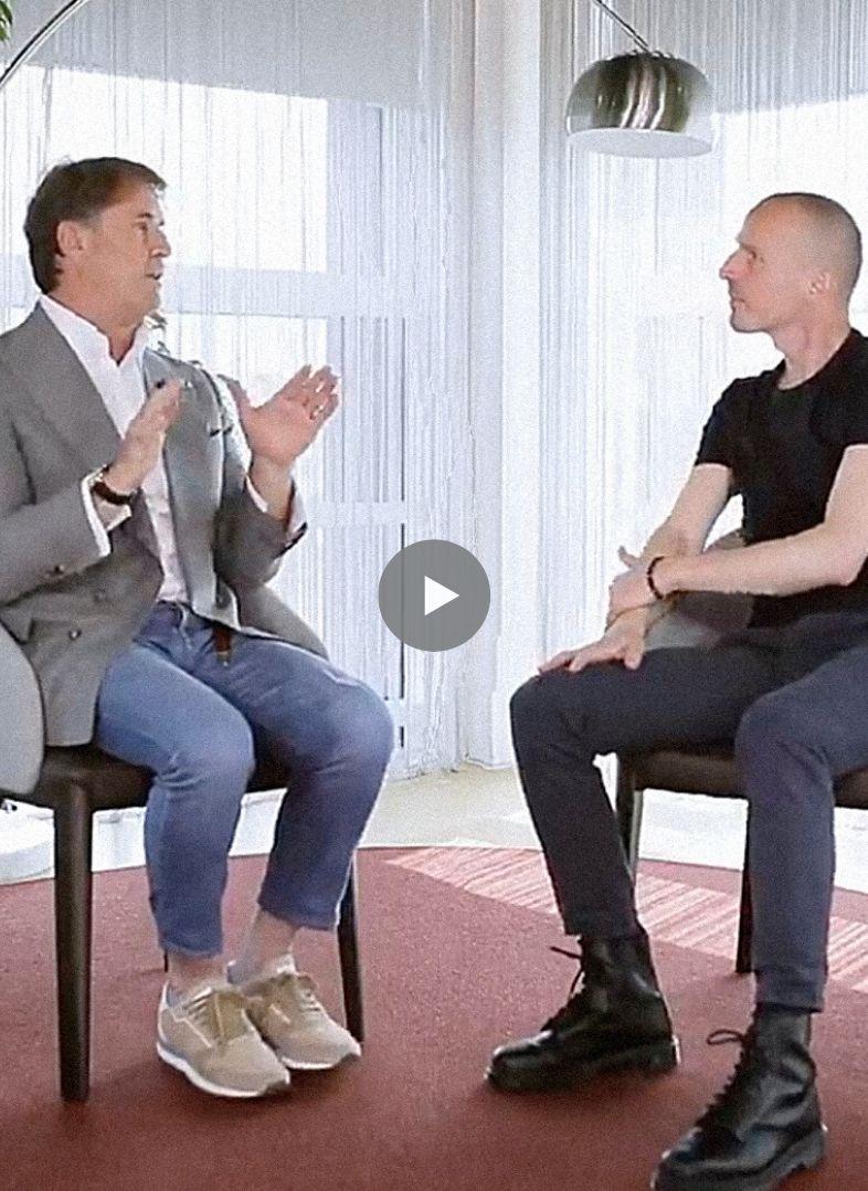 Dialogo con Marco Montemagno